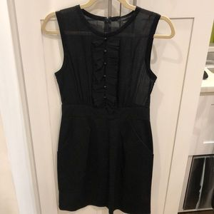 Great BCBG Maxazria little black dress!
